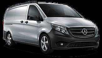 Mercedes-Benz Vito, Peugeot Expert, Volkswagen Transporter SIXT Dunkerque